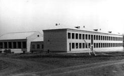 Строится современное здание школы